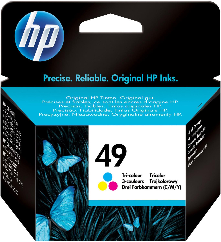 HP Nr. 49 3-farbig (51649A)