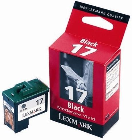Lexmark Nr. 17 schwarz (10N0217)