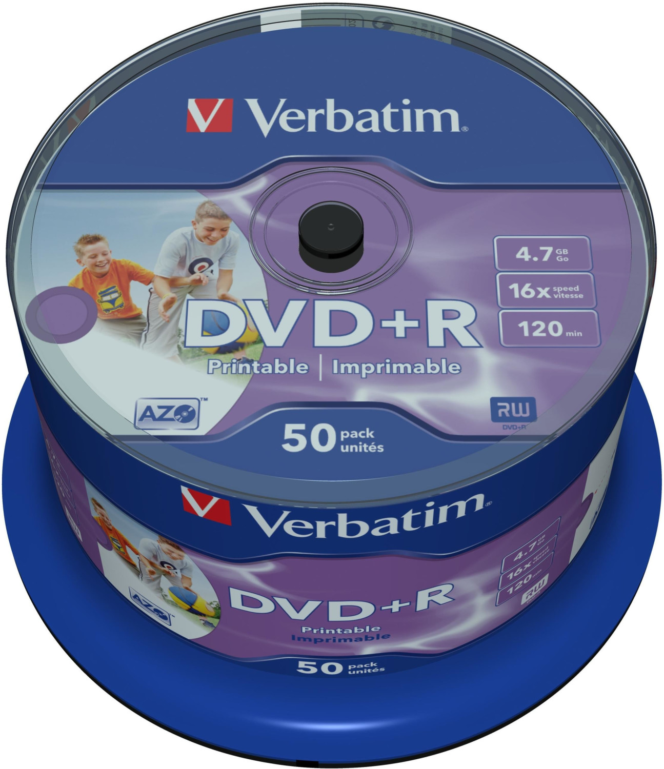 Verbatim DVD+R Wide