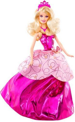 Barbie Die Prinzessinnen Akademie - Prinzessin ...