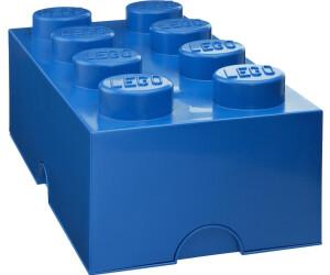buy lego storage brick box 8 studs blue from. Black Bedroom Furniture Sets. Home Design Ideas