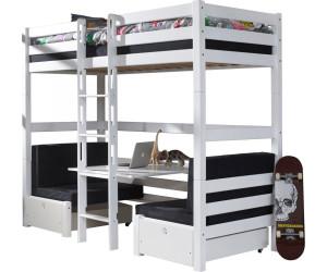 Relita Etagenbett : Relita etagenbett mike inkl bettschubladen und tlg textils
