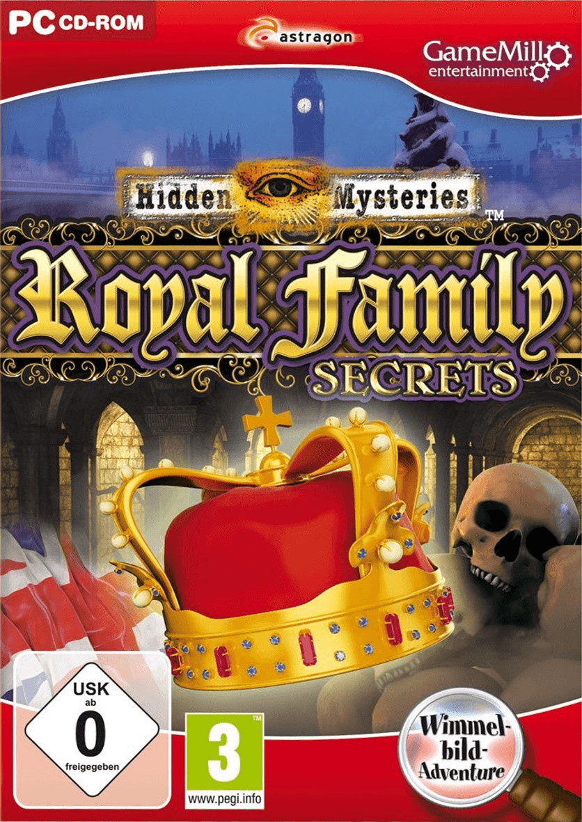 Hidden Mysteries: Royal Family Secrets (PC)