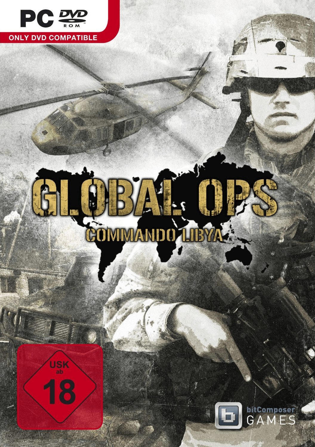 Global Ops: Commando Libya (PC)