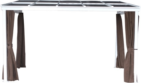 Terrassendach (BxT: 360x300 cm)