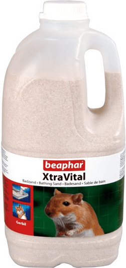 Beaphar XtraVital Badesand für Rennmäuse 2l