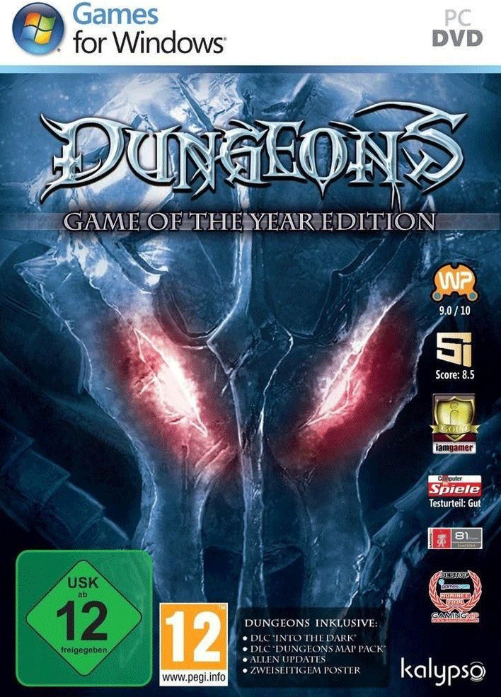Dungeons: Game of the Year Edition (PC)