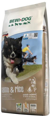 BEWI DOG Lamm & Reis (12,5 kg)