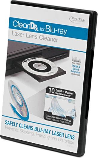Image of Digital Innovations CleanDr for Blu-ray Laser Lens Cleaner