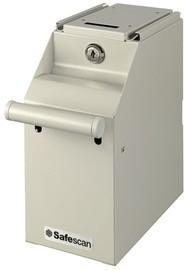 Safescan 4100 Geldschein-Tresor, weiß