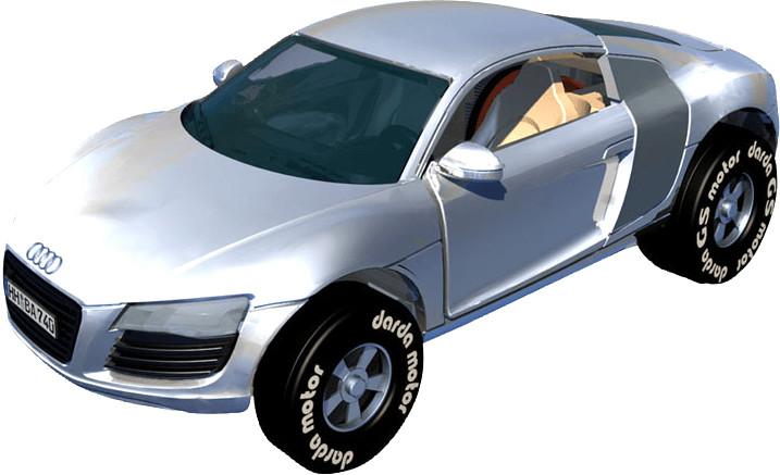 Darda Audi R8 (50373)