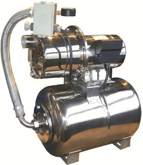 Güde Hauswasserwerk Inox 100/24 Inox