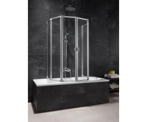 schulte komfort badewannenfaltwand 2x3 teilig d1700 ab 195 00 preisvergleich bei. Black Bedroom Furniture Sets. Home Design Ideas