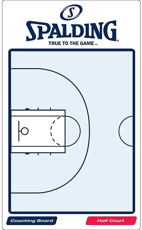 Spalding NBA Tactic Board white