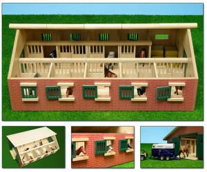 van manen farming pferdestall mit 9 boxen ab 47 96. Black Bedroom Furniture Sets. Home Design Ideas