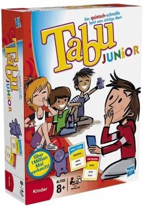 Hasbro Tabu Junior 2011