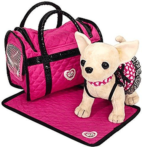 Simba ChiChi Love - Paris Hilton Chihuahua in r...