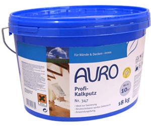 Auro Profi-Kalkputz 18 kg (Nr. 347)