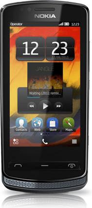 Nokia 700 Grau