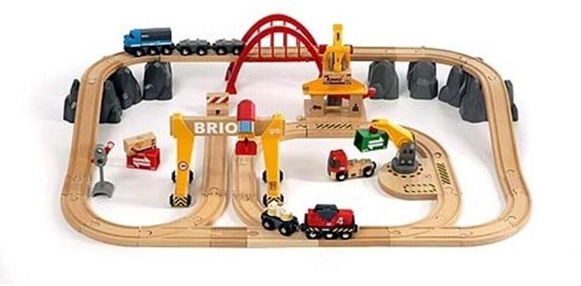 Brio Frachten-Set-Deluxe (33097)