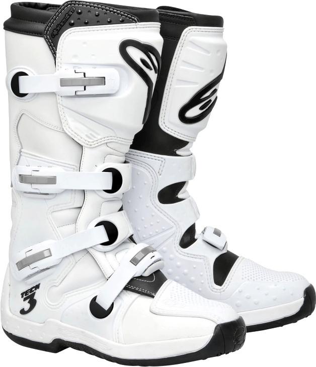 Alpinestars Tech 3 Boot blanco