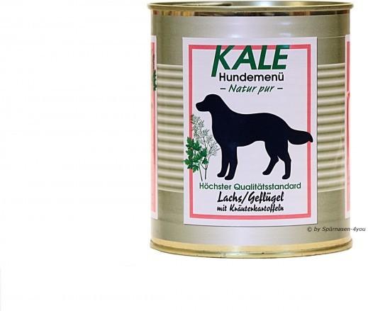 Kale Lachs & Geflügel mit Kräuterkartoffeln (80...