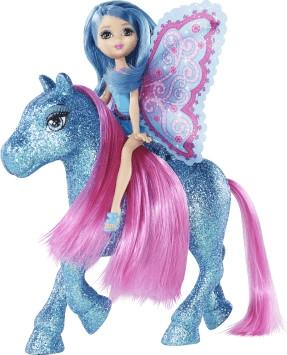 Barbie Fee mit Pony - sortiert