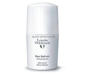 Louis Widmer Deo Roll-on leicht parf. (50 ml)