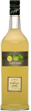 Giffard Limette Sirup 1l