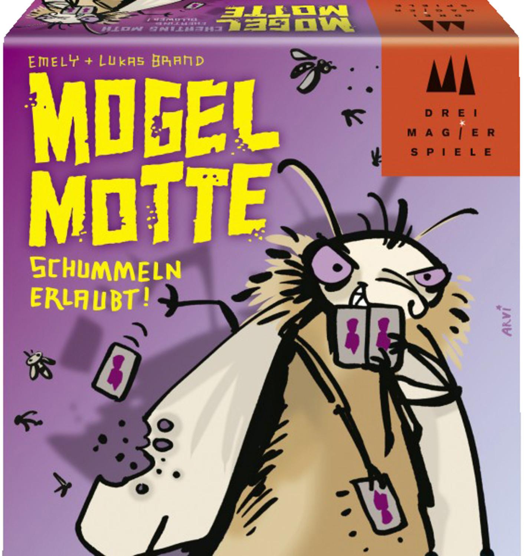 Drei Magier Spiele Mogel Motte (40862)