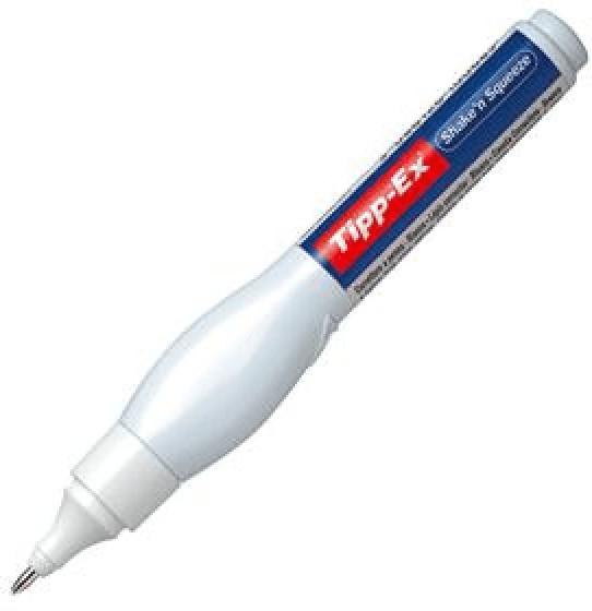 BIC Korrekturstift Shake´n Squeeze weiß (8 ml)