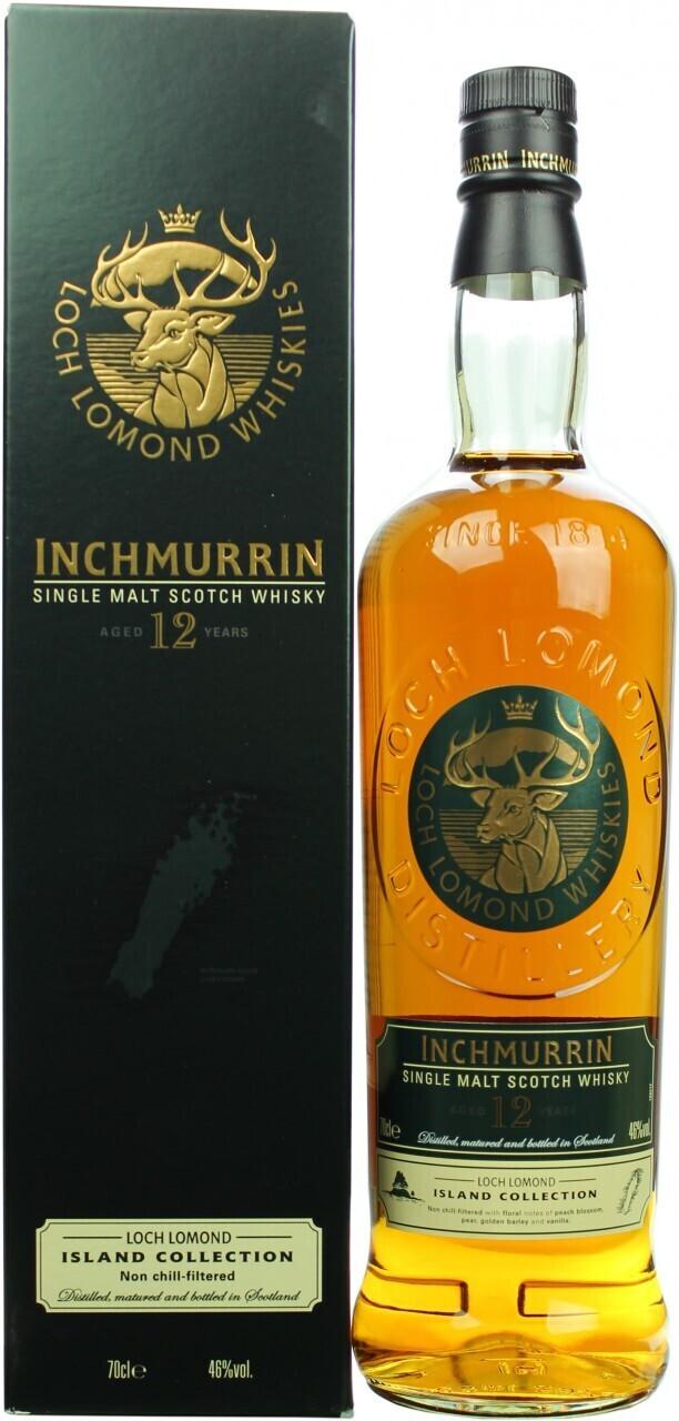 Loch Lomond Inchmurrin 12 Jahre 0,7l 46%