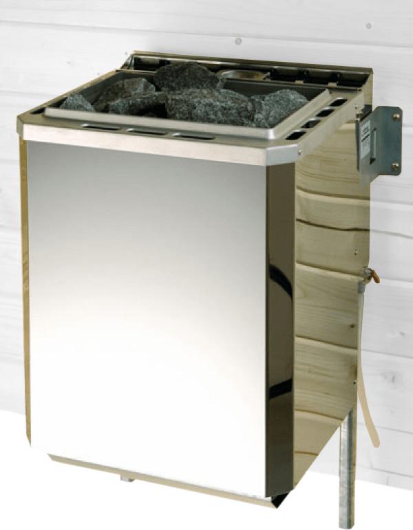 Weka BioAktiv Saunaofen 9 kW | Bad > Sauna & Zubehör > Saunaöfen | Stahl
