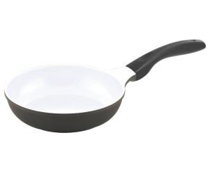Culinario Bratpfanne 20 cm schwarz / weiß