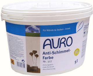 Auro Anti-Schimmel-Farbe 1 Liter (Nr. 327)