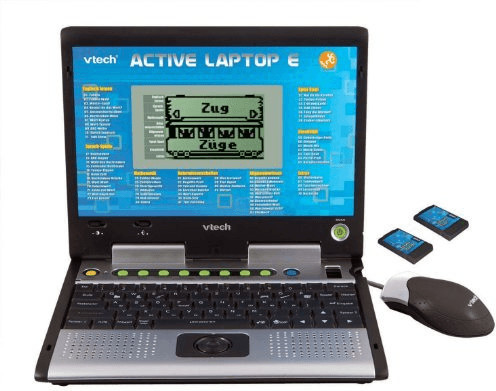 Vtech Active - Laptop E
