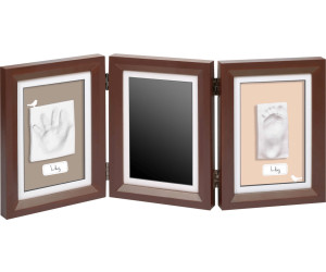 Image of Baby Art Double Print Frame