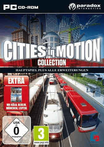 Cities in Motion: Collection (PC)