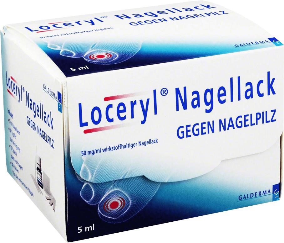 Loceryl 5 % Nagellack (5ml)