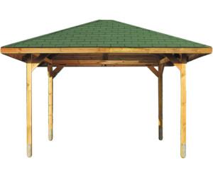 weka pavillon paradies 4 4 33 x 4 33 m ab preisvergleich bei. Black Bedroom Furniture Sets. Home Design Ideas