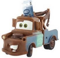 Bullyland Cars - Mater Spardose