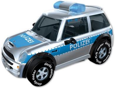 Darda MINI - Polizei-Fahrzeug (50381)