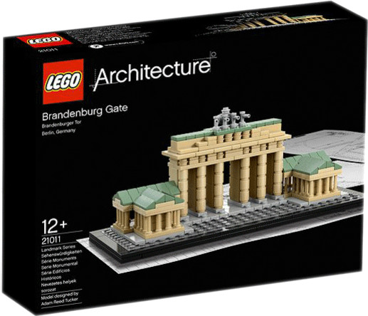 LEGO Architecture - Porte de Brandenburg (21011)