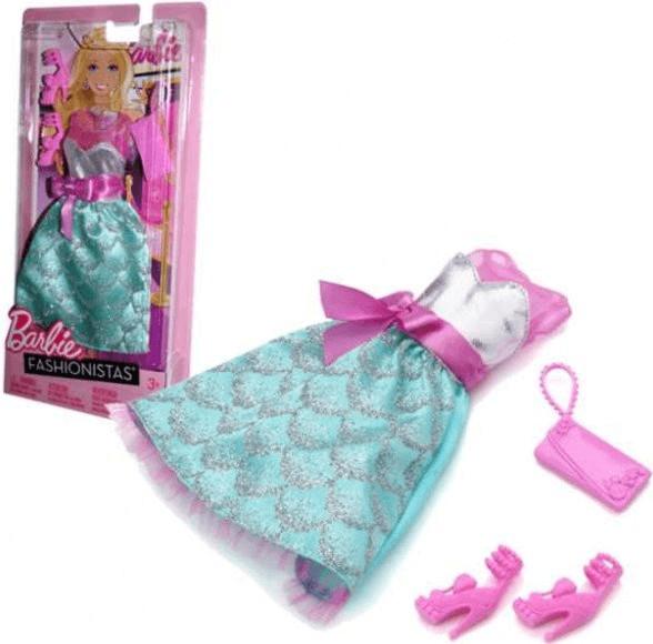 Image of Barbie Fashionistas - Abbigliamento assortito