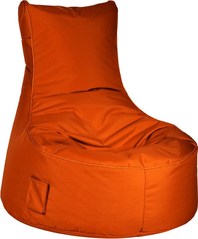 Sitting Point Swing Scuba Sessel orange