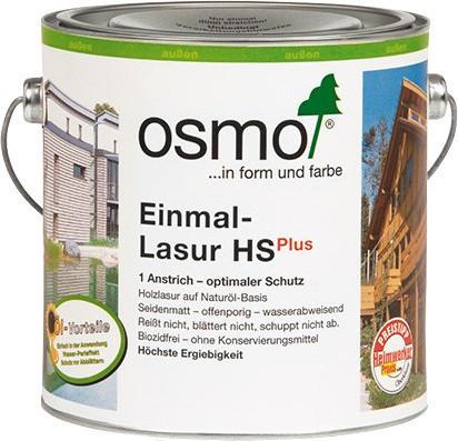 Osmo Einmal-Lasur HS Plus 2,5 l Teak