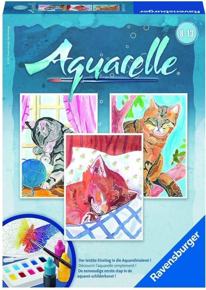 Ravensburger Aquarelle Katzen (29308)