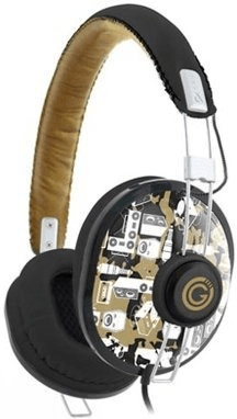 Image of G-Cube G-Play Music Headset GHCR-170