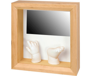 Image of Baby Art Photo Sculpture Frame