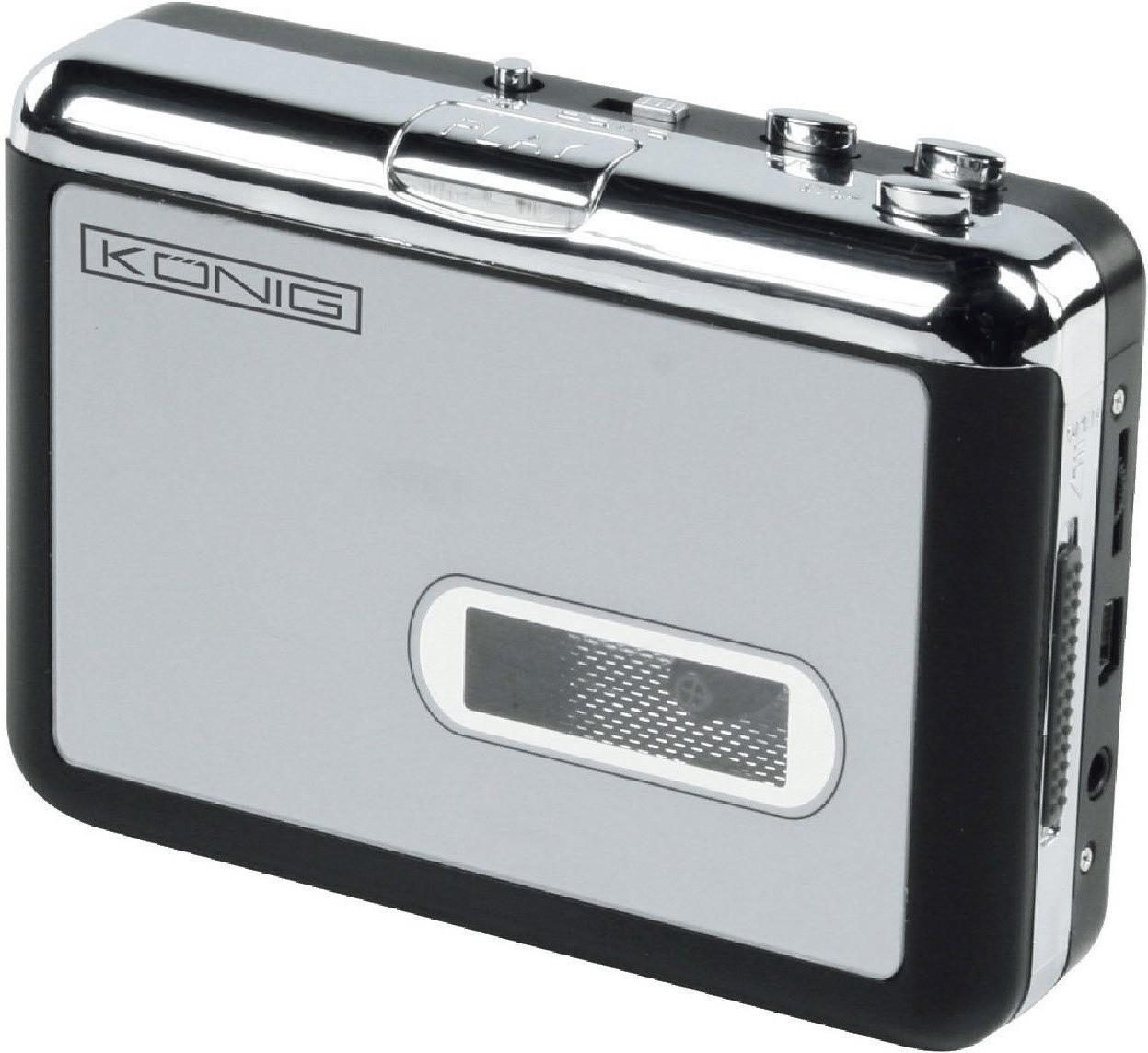 König MP3 Player als Kassette